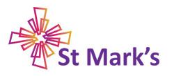 the harrogate hub and St Mark's Harrogate
