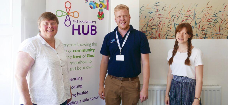 Radfield Home Care, Dementia Awareness Event, Business Partnership, Harrogate Hub