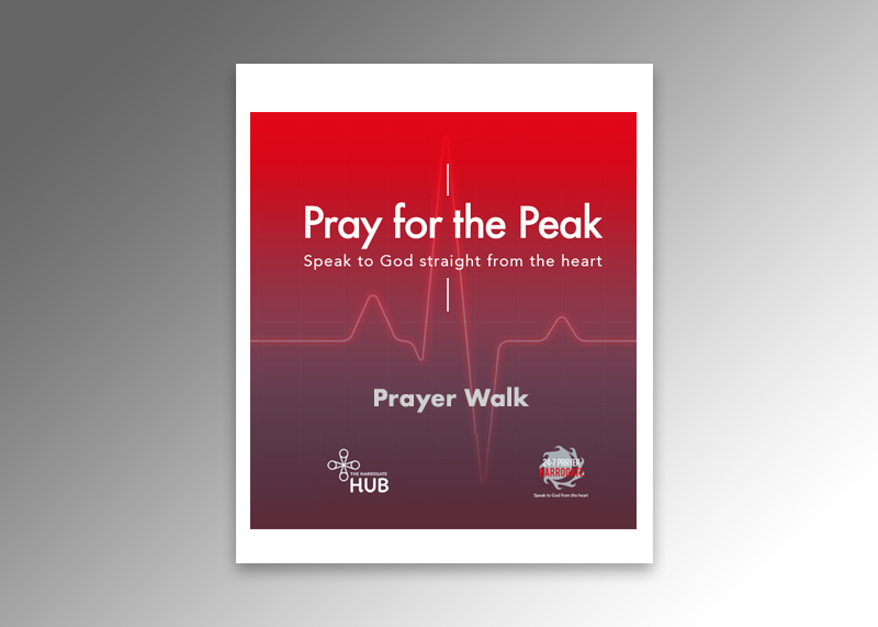 Prayer walk harrogate hub