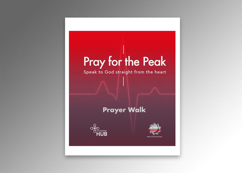 Prayer walk harrogate hub